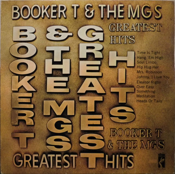 Lp Booker T The Mg S Quot Greatest Hits Quot Ebay